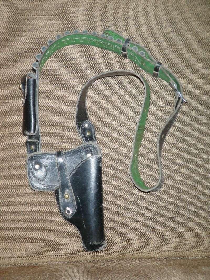 Pistol shoulder holster for Makarov or Tokarov pistol Early_10