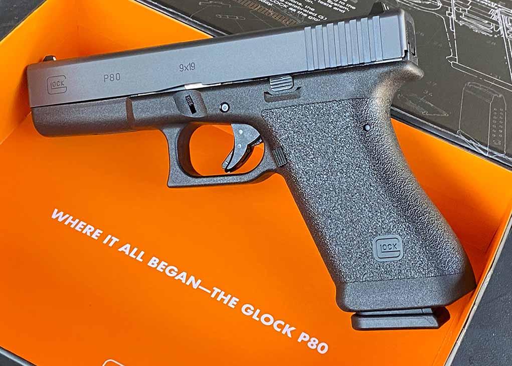 Nouveau/Vieux Glock P80 Glock-10