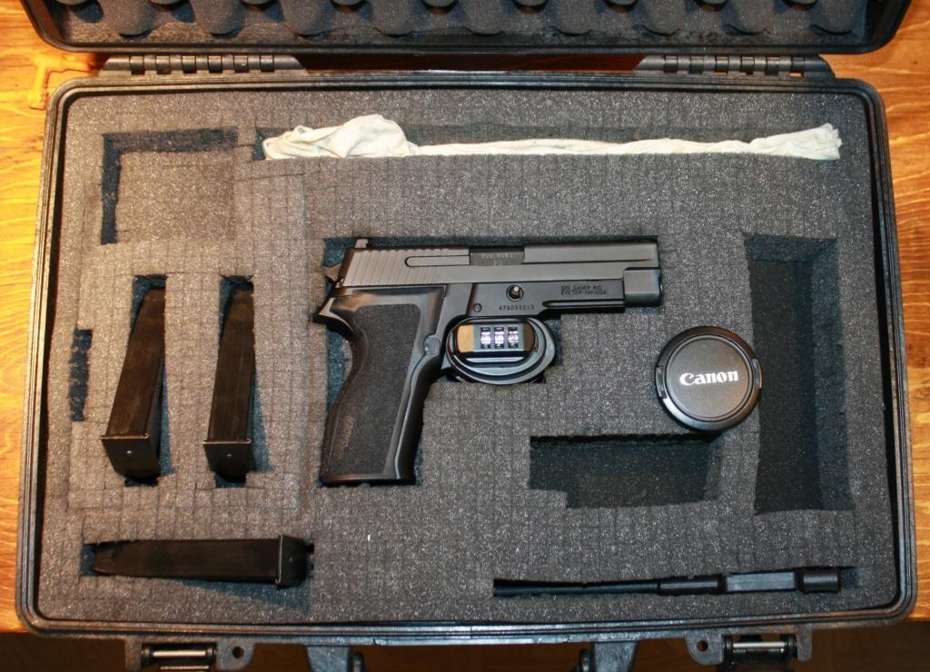 Mon nouveau Bébé Sig P226 est arrivé!!!! Sig_sa17