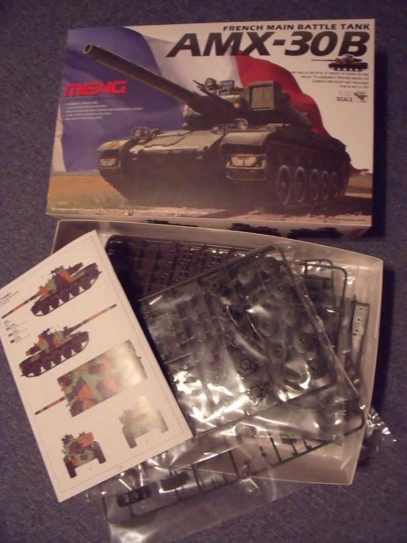 """AMX30 B"""" MENG"""" 1/35   le retour (enfin!) Dscf3016"""