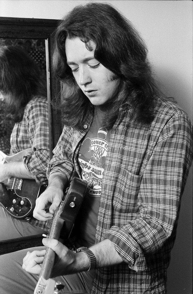 Rory Gallagher T-Shirts Rory-g10