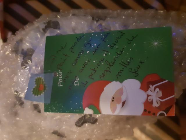 Père-Noël Surprise 2018 - Inscriptions closes - A vous de jouer ! - Page 39 20181266