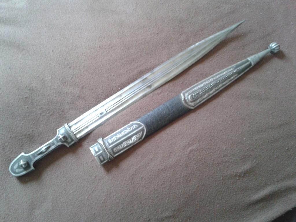 Kindjal Tcherkess dague 20200210