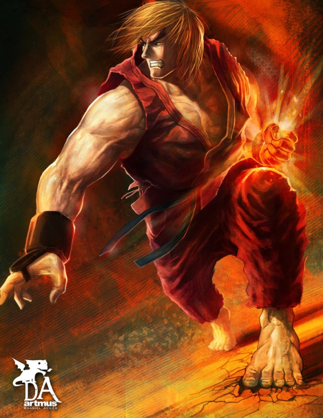 Street Fighter: The RPG Ken_ma10