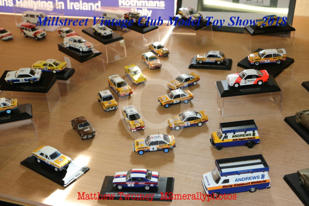 2018 Millstreet Vintage Club Model Toy and Diorama Show Oct 14th 44036110