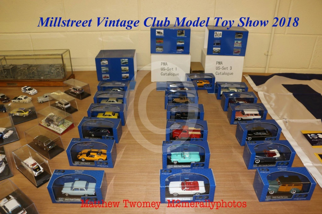 2018 Millstreet Vintage Club Model Toy and Diorama Show Oct 14th 44055611