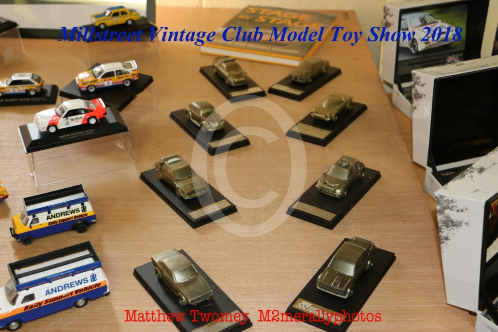 2018 Millstreet Vintage Club Model Toy and Diorama Show Oct 14th 44060610