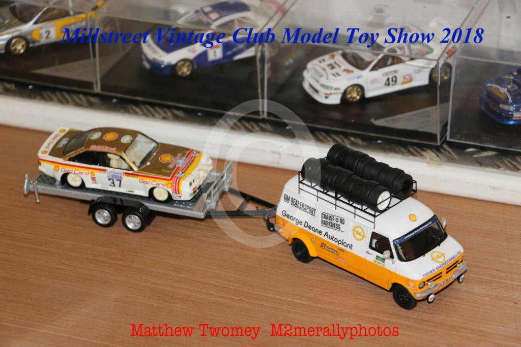 2018 Millstreet Vintage Club Model Toy and Diorama Show Oct 14th 44101610