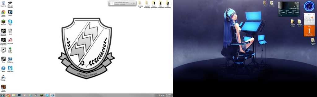 Post a pic of your Desktop... - Page 16 Homewo10