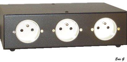 Amplificateur BF universel - Filtre DSP - Filtre passe-bas - Filtre secteur  Filtre10