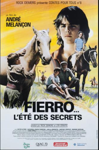 Fierro… L'été des secrets (1991) 2021-012