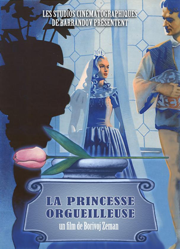 La princesse orgueilleuse (1952) Affich11