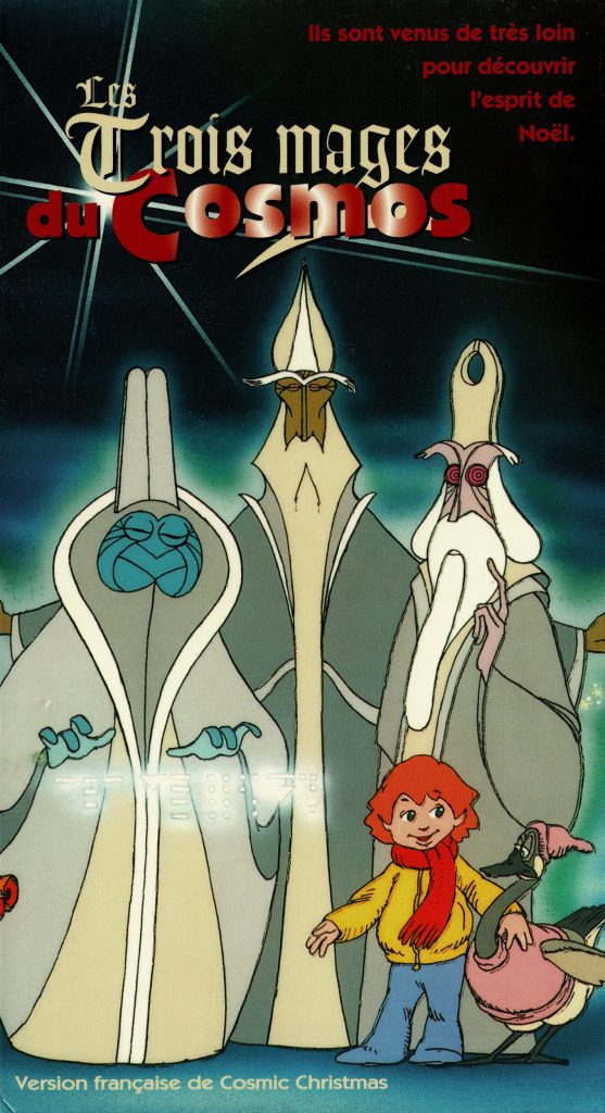 Les trois mages du Cosmos (A Cosmic Christmas) 1977 Cosmic10