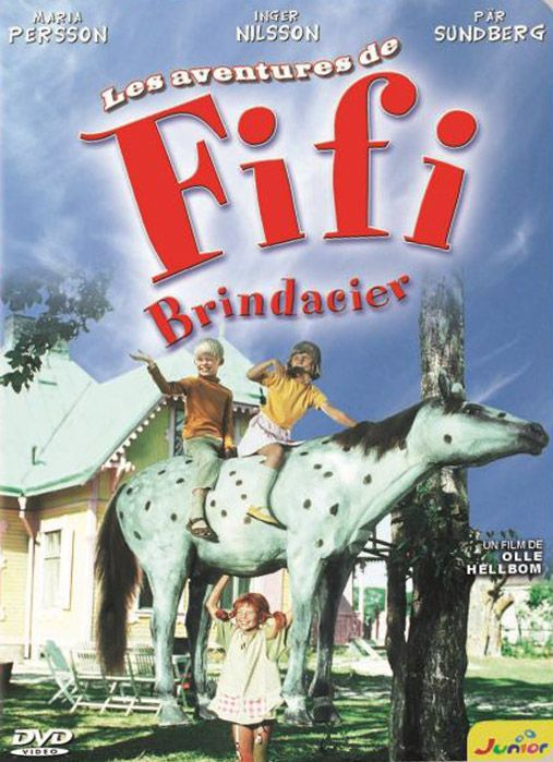 Les Aventures de Fifi Brindacier  - Pippi Långstrump (1969) Les_av10
