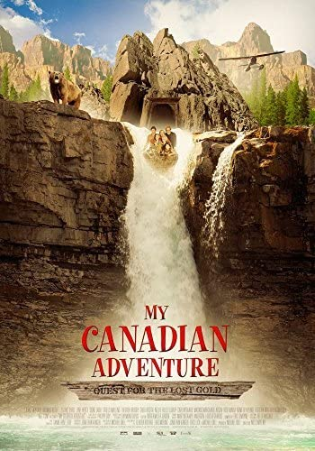 Aventures canadiennes  (My Canadian Adventure: The Quest for the Lost Gold) 2015 My_can10