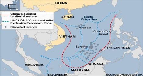 """Chiến lược """"lấn biển"""" ba giai đoạn của Trung Quốc 10_chi10"""