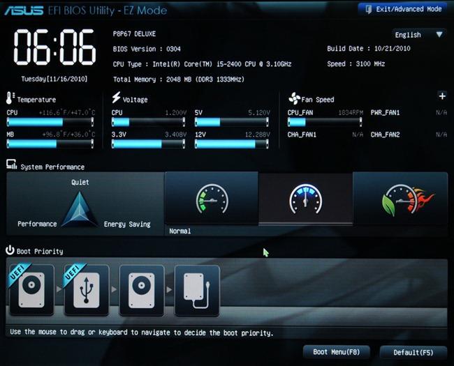 Tìm hiểu về UEFI - giải pháp thay thế BIOS 37858012