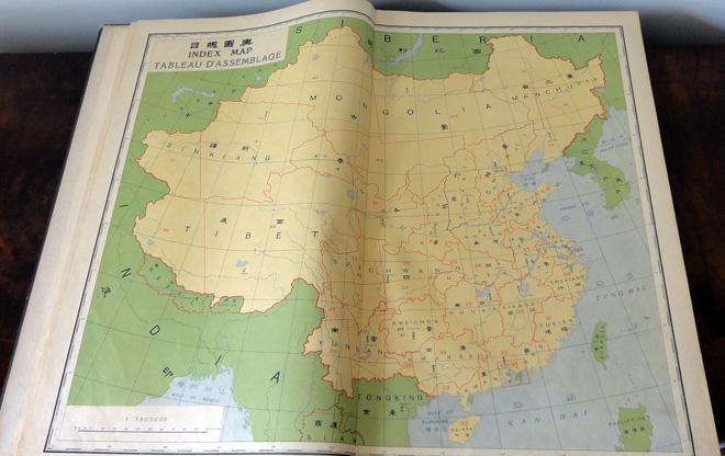 Những tấm bản đồ chứng minh Hoàng Sa, Trường Sa thuộc về Việt Nam 60970910