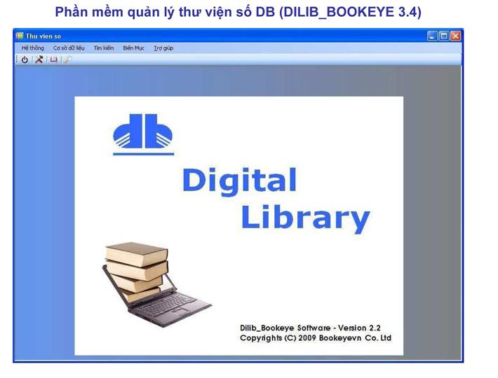 INFORLIB - phần mềm quản lý thư viện điện tử của Đức Minh Dilib-10