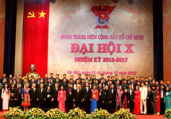 Đại hội toàn quốc Đoàn TNCS Hồ Chí Minh lần thứ X Img_8610