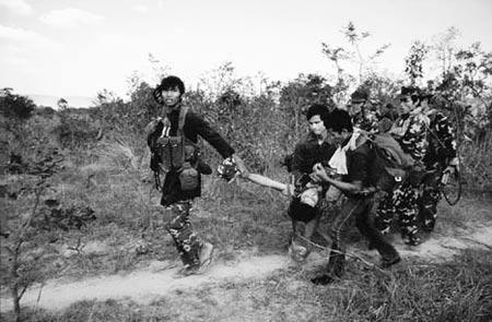 Chiến trường Campuchia: Miền ký ức không thể lãng quên Linh-k10