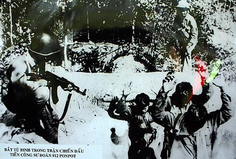 Chiến trường Campuchia: Miền ký ức không thể lãng quên T4217111