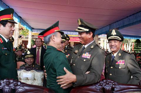 Chiến trường Campuchia: Miền ký ức không thể lãng quên T4217116