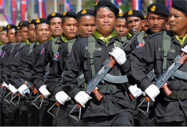 Chiến trường Campuchia: Miền ký ức không thể lãng quên T4217211