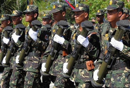 Chiến trường Campuchia: Miền ký ức không thể lãng quên T4217212