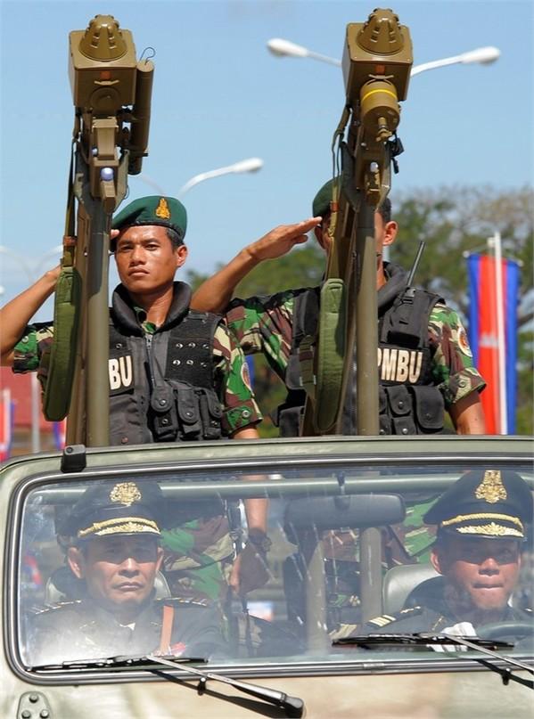 Chiến trường Campuchia: Miền ký ức không thể lãng quên T4217213