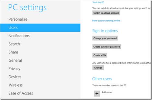4 cách để quản lý dữ liệu hiệu quả trên Windows 8 Window10