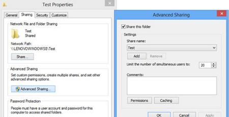4 cách để quản lý dữ liệu hiệu quả trên Windows 8 Window13