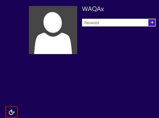 Thay đổi mật khẩu đã quên trên Windows 8 Window28