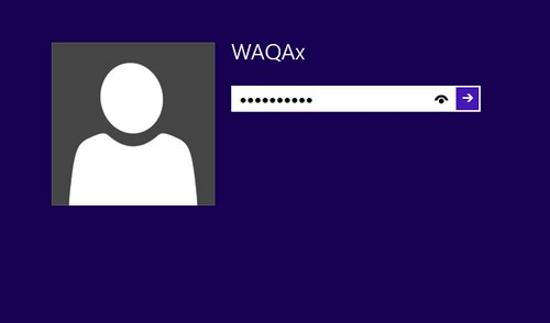 Thay đổi mật khẩu đã quên trên Windows 8 Window31