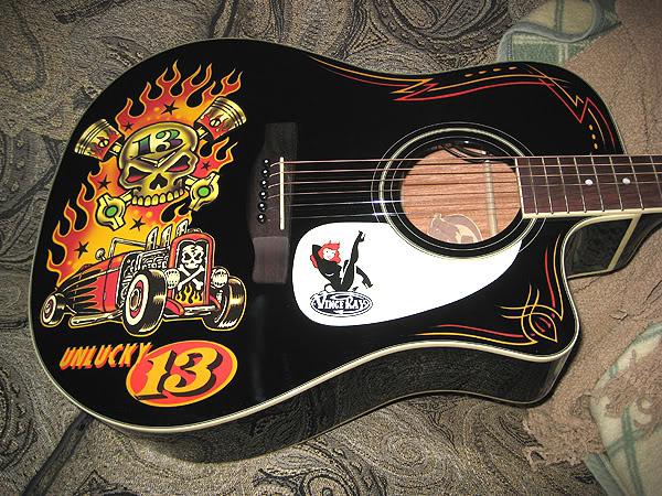 Vince Ray Voodoo Bucket  2-410