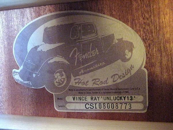 Vince Ray Voodoo Bucket  3-410