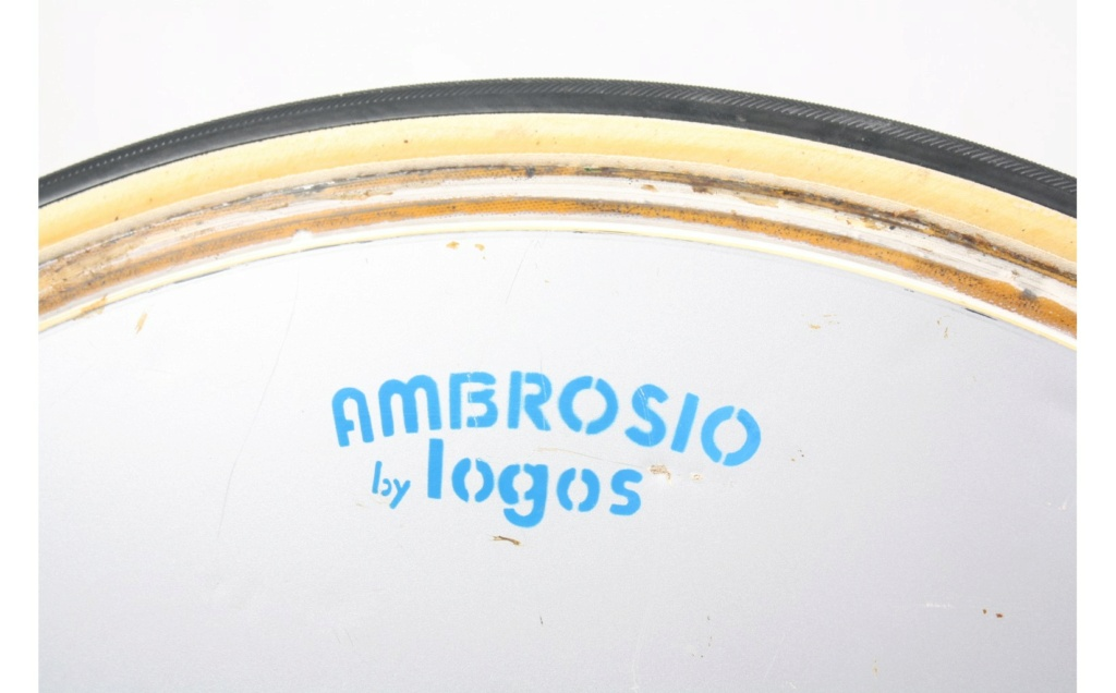 Freinage roues carbone vintage Ambros10