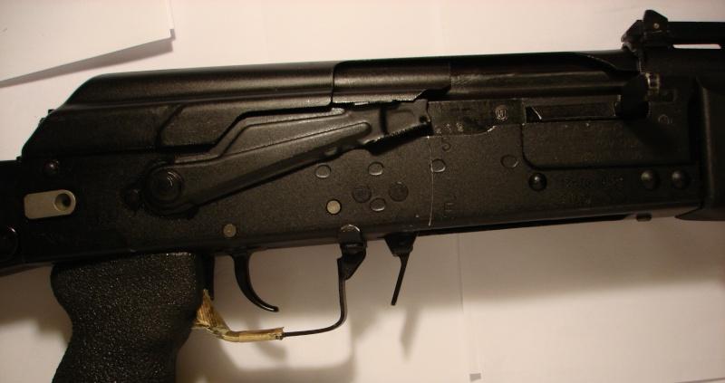 AK 74 à la Snatch... - Page 3 Saiga110
