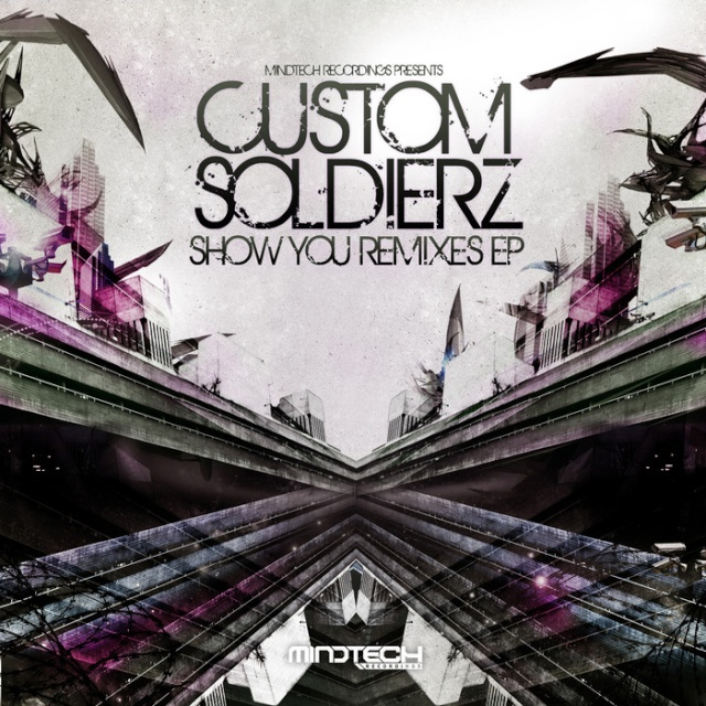 Custom Soldierz - Show You Remixes EP 00-cus10