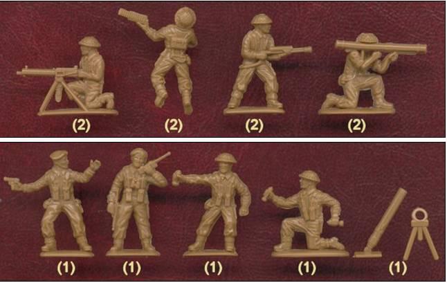 Petits soldats (Airfix, Atlantic, Esci, Matchbox) depuis 1970 Britis12
