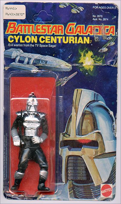 Battlestar galactica (Mattel) 1978 Cylon10