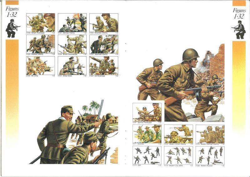 Petits soldats (Airfix, Atlantic, Esci, Matchbox) depuis 1970 Img-z111