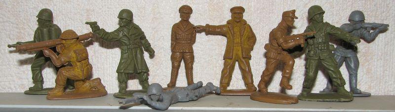 Petits soldats (Airfix, Atlantic, Esci, Matchbox) depuis 1970 Img_1913