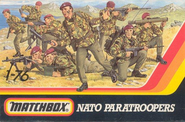 Petits soldats (Airfix, Atlantic, Esci, Matchbox) depuis 1970 Nato_p10