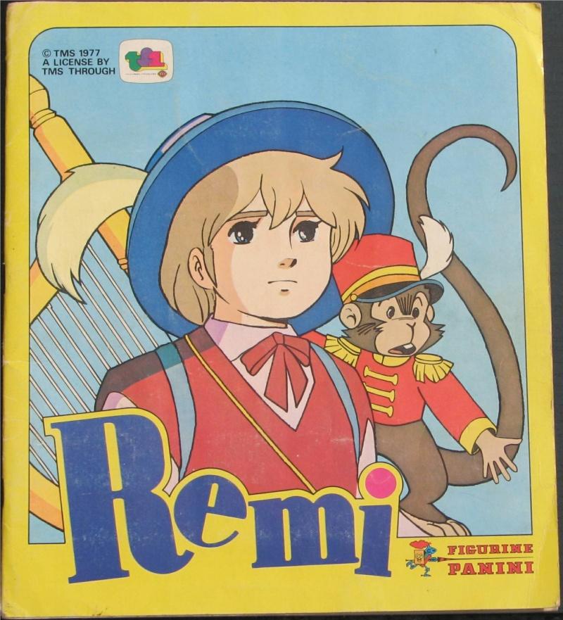 Rémi sans famille (Polistil) 1979 Rami10