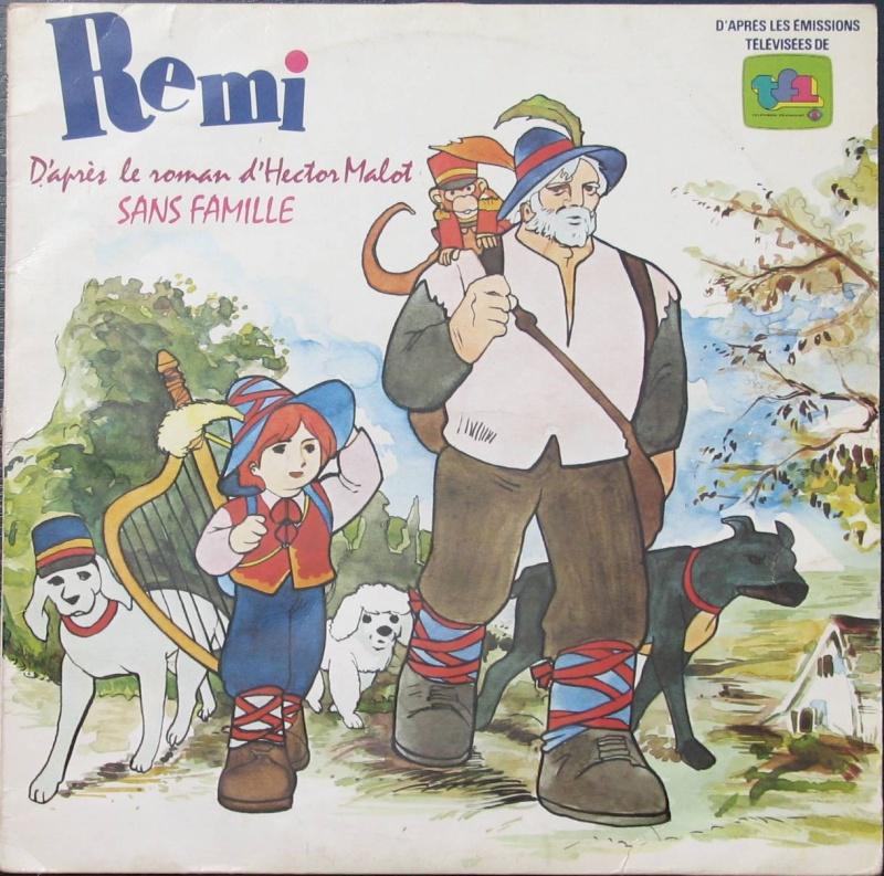 Rémi sans famille (Polistil) 1979 Rami_s11
