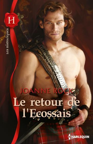 ROCK Joanne - Le retour de l'Ecossais 97822819