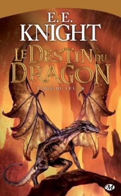 KNIGHT  E.E - L'AGE DU FEU - tome 6 :  Le Destin du dragon L-age-10