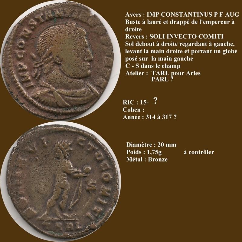 Demande de confirmation ID Constantin I Consta10