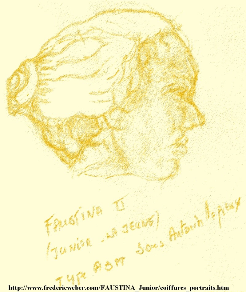 Fragment de monnaie de Faustine II ... ? Fausti10